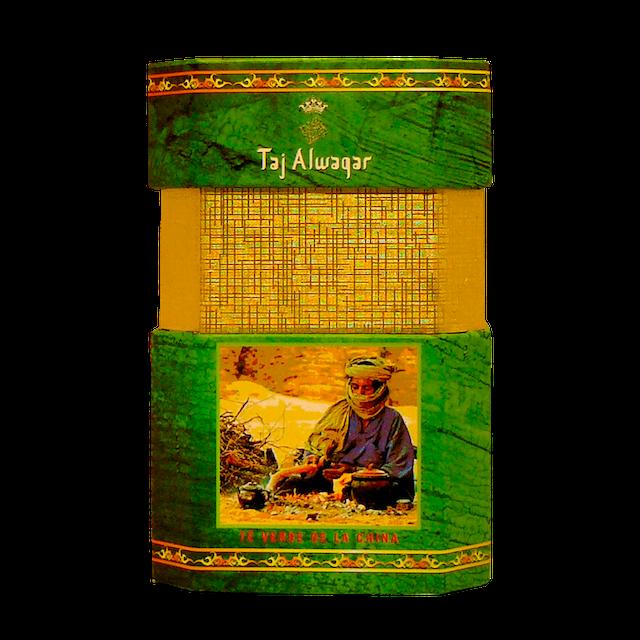 THE TAJ ALWAQAR ESPECIAL VERDE
