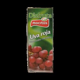 NECTAR MOCITOS UVA