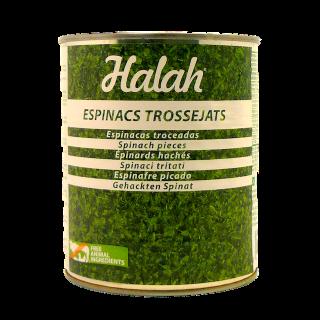 ESPINACAS HALAL