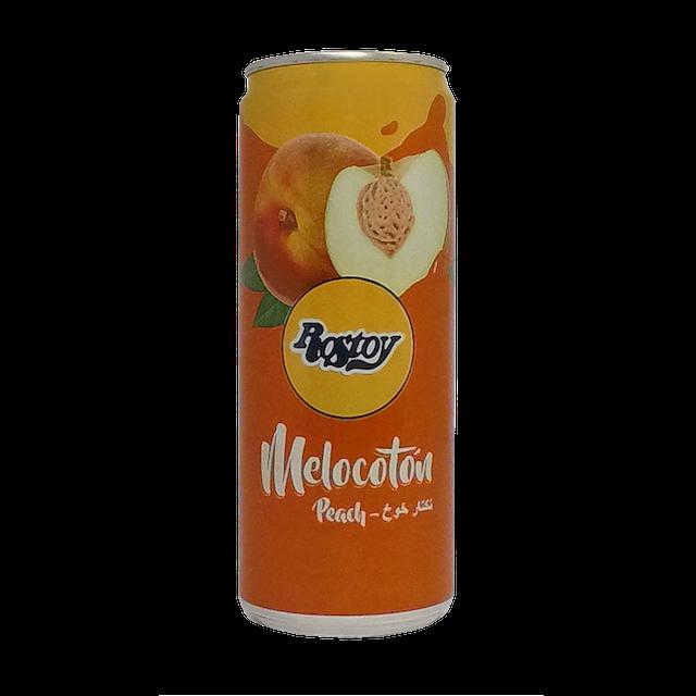 ZUMO ROSTOY MELOCOTON LATA